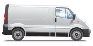 εμπορικό όχημα Στοκ Εικόνες