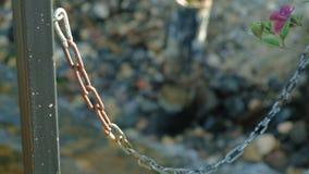 Εμπόδιο αλυσίδων Ζώνη προστασίας νερού r Ασφάλεια φιλμ μικρού μήκους