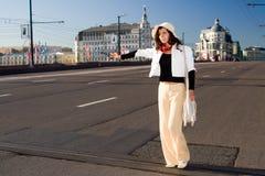 εμπόδιο πεζοπορώ Στοκ φωτογραφίες με δικαίωμα ελεύθερης χρήσης