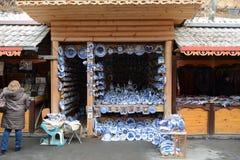 Εμπόριο της Κίνας την ημέρα έναρξης σε Izmailovo Κρεμλίνο Στοκ Φωτογραφίες
