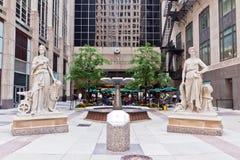 εμπόριο του Σικάγου χαρ&ta στοκ φωτογραφία με δικαίωμα ελεύθερης χρήσης