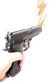 εμπόριο 6 πυροβόλων όπλων Στοκ εικόνα με δικαίωμα ελεύθερης χρήσης
