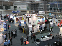 Εμπόριο EXPO Στοκ Φωτογραφία
