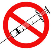 Εμπόδια υγειονομικής περίθαλψης Στοκ εικόνες με δικαίωμα ελεύθερης χρήσης