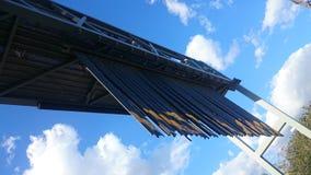 Εμπόδιο περιορισμού ύψους Στοκ φωτογραφίες με δικαίωμα ελεύθερης χρήσης