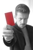 εμφάνιση ατόμων καρτών Στοκ φωτογραφία με δικαίωμα ελεύθερης χρήσης