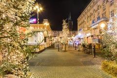 Εμφάνιση στο Ζάγκρεμπ, Κροατία στοκ εικόνες με δικαίωμα ελεύθερης χρήσης