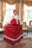 εμφάνιση φορεμάτων Στοκ φωτογραφίες με δικαίωμα ελεύθερης χρήσης