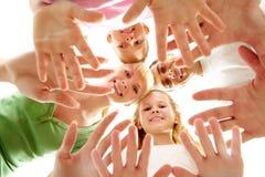εμφάνιση χεριών στοκ φωτογραφία με δικαίωμα ελεύθερης χρήσης