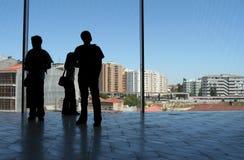 εμφανίστε το παράθυρο Στοκ φωτογραφία με δικαίωμα ελεύθερης χρήσης