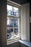εμφανίστε το παράθυρο Στοκ Εικόνα