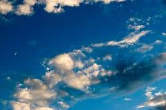 ενάντια στο μπλε λευκό ο& Στοκ φωτογραφίες με δικαίωμα ελεύθερης χρήσης