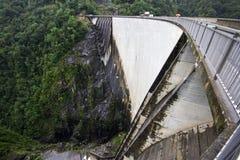 Ενάντιο φράγμα, Ελβετία στοκ φωτογραφία με δικαίωμα ελεύθερης χρήσης
