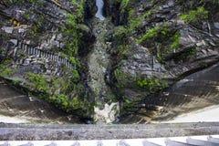 Ενάντιο φράγμα, Ελβετία στοκ εικόνα