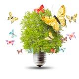 ενέργεια έννοιας πράσινη Στοκ εικόνα με δικαίωμα ελεύθερης χρήσης