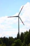 Ενέργεια αέρα Στοκ Φωτογραφία