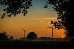 ενέργεια ανανεώσιμη Στοκ Εικόνες