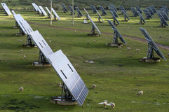 ενέργεια ανανεώσιμη Στοκ Φωτογραφία