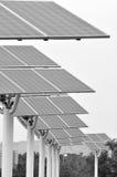 ενέργεια ηλιακή Στοκ φωτογραφίες με δικαίωμα ελεύθερης χρήσης