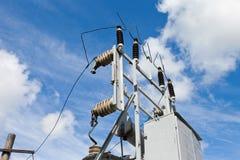 Ενέργεια και τεχνολογία Στοκ φωτογραφία με δικαίωμα ελεύθερης χρήσης