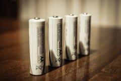 Ενέργεια μπαταριών Στοκ Εικόνες
