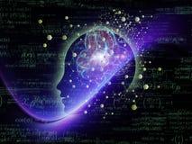 Ενέργεια μυαλού απεικόνιση αποθεμάτων