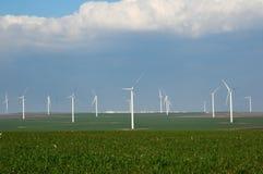 ενέργεια πράσινη Στοκ Εικόνα