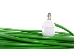 ενέργεια πράσινη Στοκ εικόνα με δικαίωμα ελεύθερης χρήσης