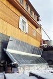 Ενέργεια - τεχνολογίες αποταμίευσης Στοκ Εικόνες