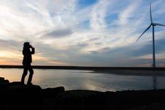 Ενέργεια του αέρα στοκ φωτογραφίες με δικαίωμα ελεύθερης χρήσης