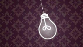 Ενέργεια - φω'τα αποταμίευσης διανυσματική απεικόνιση