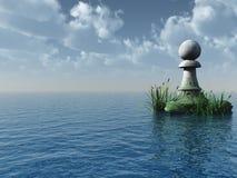 ενέχυρο σκακιού διανυσματική απεικόνιση