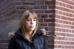 ενήλικες νεολαίες γυναικών ξανθών μαλλιών στοκ φωτογραφία με δικαίωμα ελεύθερης χρήσης