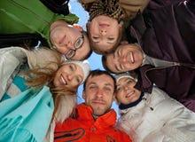 ενήλικες νεολαίες πορ&ta Στοκ Εικόνες