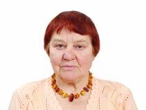 ενήλικη γυναίκα πορτρέτο&u στοκ φωτογραφία με δικαίωμα ελεύθερης χρήσης