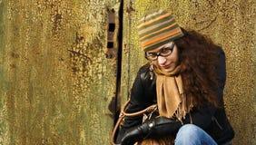 ενήλικη γυναίκα πορτρέτο&up στοκ εικόνες με δικαίωμα ελεύθερης χρήσης