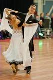 ενήλικος λευκορωσικός χορός Μάρτιος Μινσκ ζευγών 4 Στοκ Εικόνες