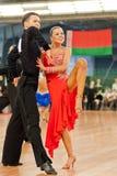 ενήλικος λευκορωσικός χορός Μινσκ ζευγών 4 Στοκ εικόνες με δικαίωμα ελεύθερης χρήσης