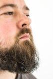 ενήλικες αρσενικές αιφνιδιαστικές νεολαίες φόβου έκφρασης του προσώπου Στοκ φωτογραφίες με δικαίωμα ελεύθερης χρήσης