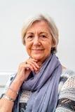 Ενήλικη κυρία Στοκ εικόνα με δικαίωμα ελεύθερης χρήσης