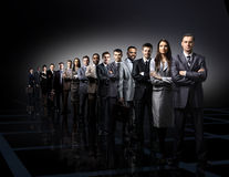 Ενήλικη μαύρη κύρια επικοινωνία συναδέλφων καμερών επιχειρησιακών επιχειρηματιών businesspeople Στοκ φωτογραφία με δικαίωμα ελεύθερης χρήσης