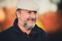 Ενήλικο πορτρέτο ατόμων Στοκ Εικόνες