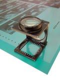 ενίσχυση γυαλιού στοκ φωτογραφία με δικαίωμα ελεύθερης χρήσης