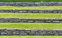 Ενίσχυση κλίσεων από τους φυσικούς τοίχους πετρών στοκ φωτογραφία με δικαίωμα ελεύθερης χρήσης
