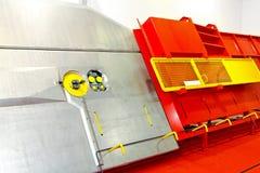 ενίσχυση μηχανών σιδήρου Στοκ φωτογραφία με δικαίωμα ελεύθερης χρήσης