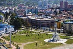 Εναέρια άποψη σχετικά με Batumi, Γεωργία στοκ φωτογραφία