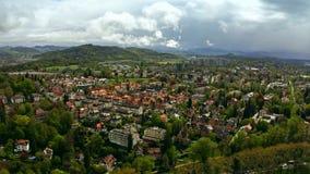 Εναέρια άποψη της Βέρνης, Ελβετία φιλμ μικρού μήκους