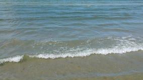 Εναέρια άποψη της θάλασσας της Βαλτικής απόθεμα βίντεο