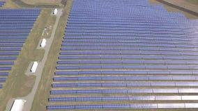 Εναέρια βιομηχανικά ηλιακά πλαίσια άποψης φιλμ μικρού μήκους