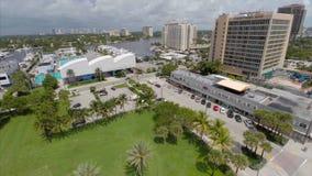 Εναέρια παραλία του Fort Lauderdale φιλμ μικρού μήκους